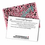 Extraordinary - Post card Susannagh Grogan Silk Scarves