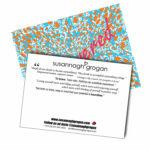 Empowered Postcards Susannagh Grogan Silk Scarves