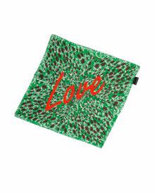 Empowerment 'Love' Silk Scarf