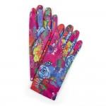 Floral Gloves