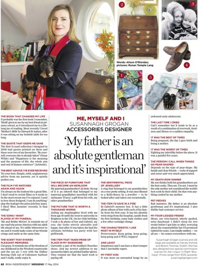 Sunday Independent Interview