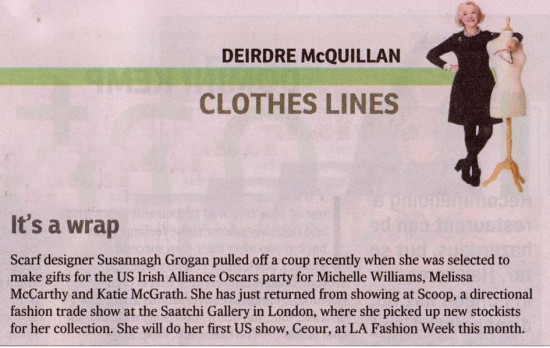 Irish Times Mar12