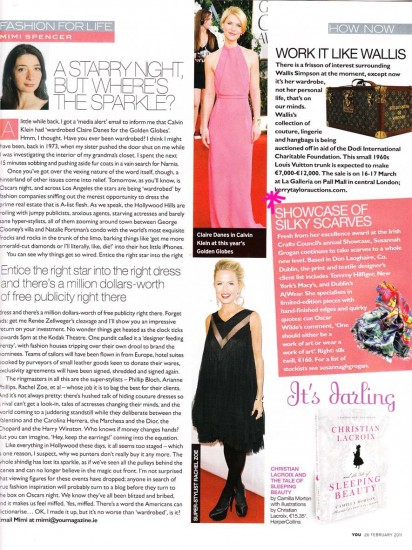 Mail – You Mag Feb11