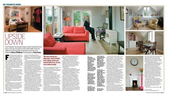 Sunday Life Magazine Interview