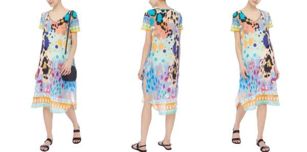 SS19 Susannagh Grogan Carnival Collection Skin Print Tunic