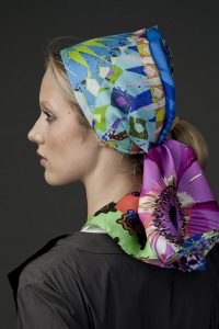 Susannagh Grogan Silk Scarves