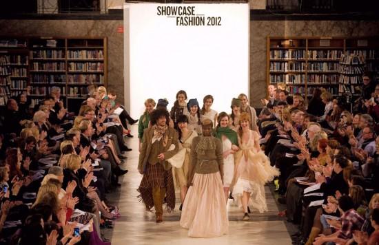 Showcase 2012 Fashion Show Off the Rails