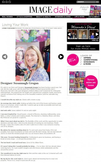 IMAGE Daily Interview