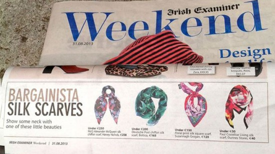 Irish Examiner Sept13