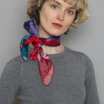 silk scarf by susannagh grogan