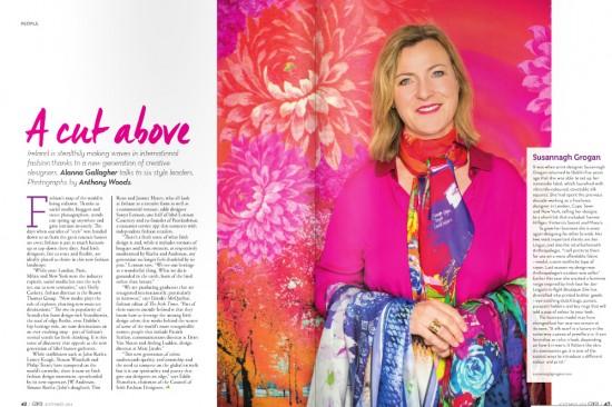 Cara Magazine Interview