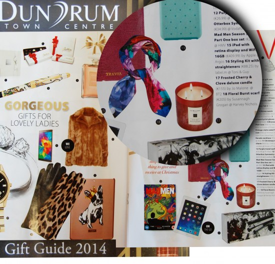 Gift Guide Dundrum