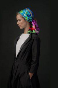 Susannagh Grogan Silk Scarf Festival Collection
