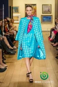 Susannagh Grogan at Arthur Cox Fashion Show