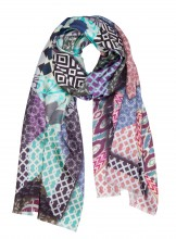AW15L2 €195 Long silk scarf Susannagh Grogan -