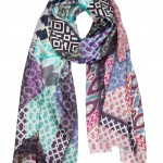Sml AW15L2 €195 Long silk scarf Susannagh Grogan -