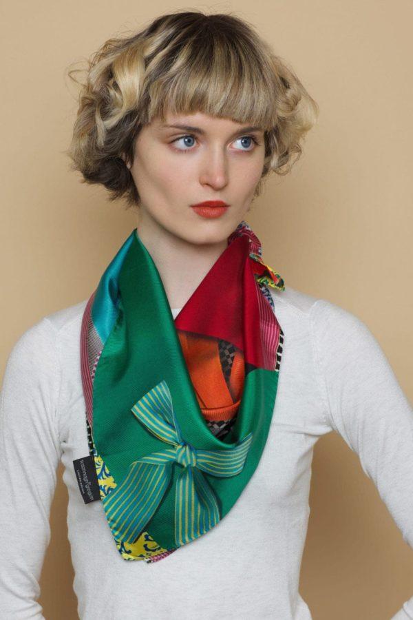 Susannagh Grogan Scarves
