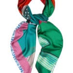 Silk Scarf by Susannagh Grogan