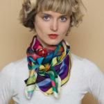 Silk Scarves Susannagh Grogan Ladybug Collection