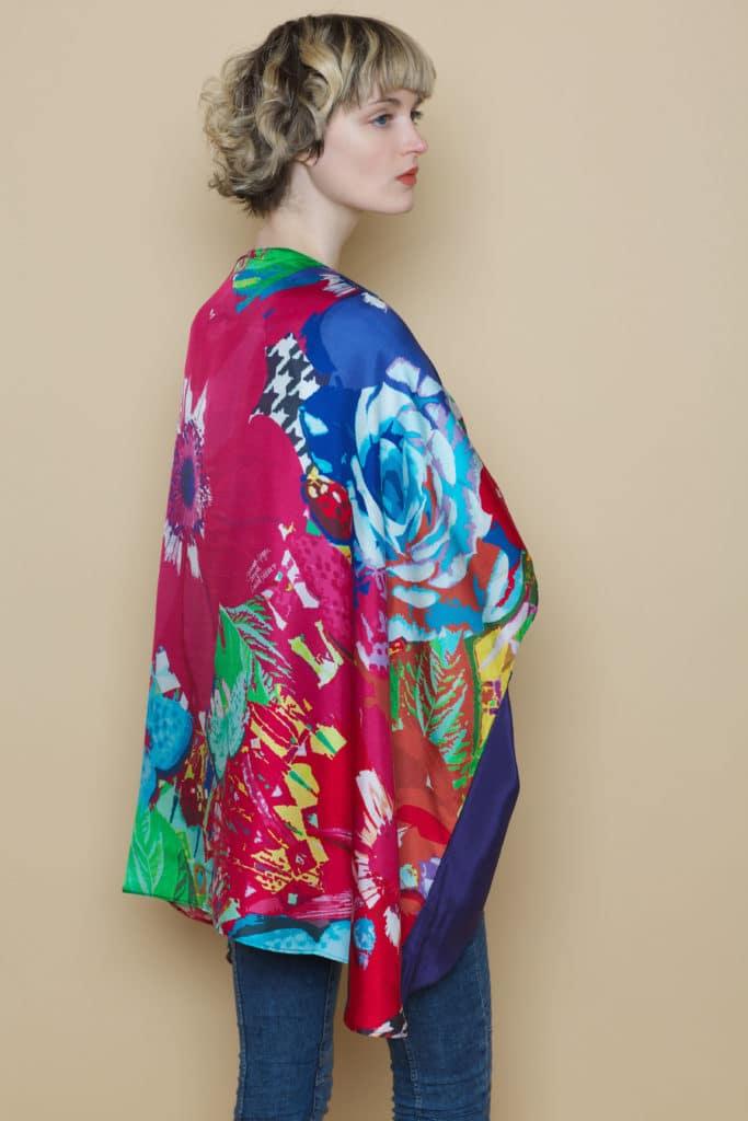 Floral wrap