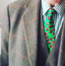 Ladybug Ties | As Seen: Irish Times Mag
