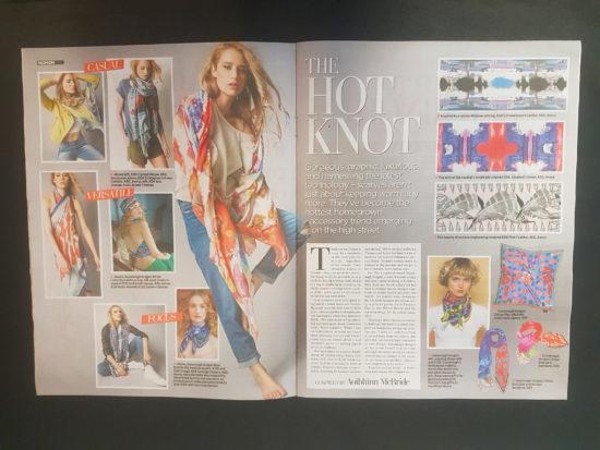 Hot Knot ~ Mail Sunday