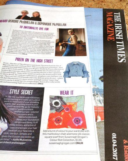 Wear It ~ ITimes Mag
