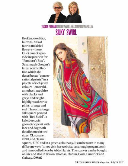 Silky Swirl   ITimes Mag