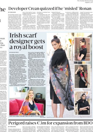 Scarf Designer gets Royal Boost ~SBP
