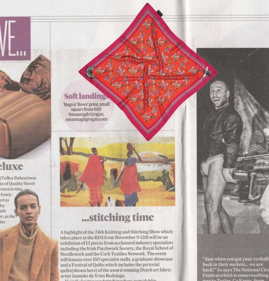 We LOVE… Irish Times Magazine