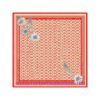Susannagh Grogan Scarves 'Picnic Red' Medium Silk Square