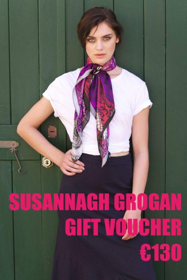 Susannagh Grogan Gift Voucher €130