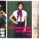 Gift Voucher Susannagh Grogan Irish Designer Scarves