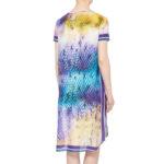 Susanangh Grogan BLUE SEA Tunic Dress, Cover up