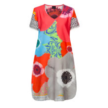 Susannagh Grogan FLORAL BURST printed Tunics