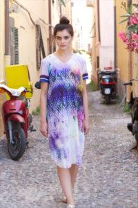 Irish Designer Susannagh Grogan Printed Tunic