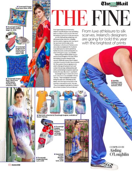 THE FINE PRINTS | Mail on Sunday