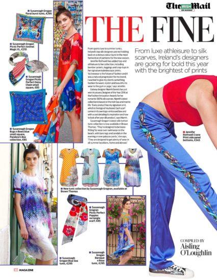 THE FINE PRINTS | Mail on Sunday