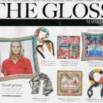 the gloss Magazine Susannagh Grogan Scarves