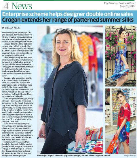 Susannagh Grogan | Sunday Business Post