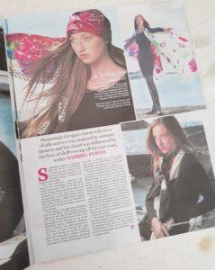 Susannagh Grogan Irish Print Designer Weekend Magazine Independent Magazine