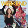 Susannagh Grogan Irish Designer Scarves Irish Independent Weekend Magazine