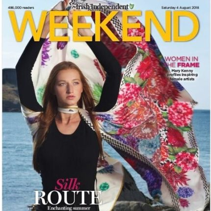 Weekend Mag | Independent COVER GIRL