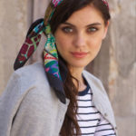 Headscarf Susannagh Grogan Bazaar Small Scarf