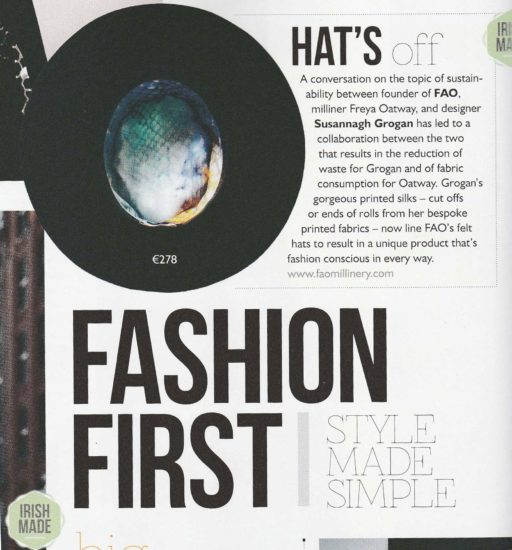 Hats Off | Fashion First