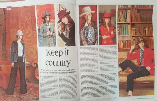 Keep It Country | Irish Times Mag