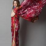 Susannagh Grogan XL Carnival Silk Scarf