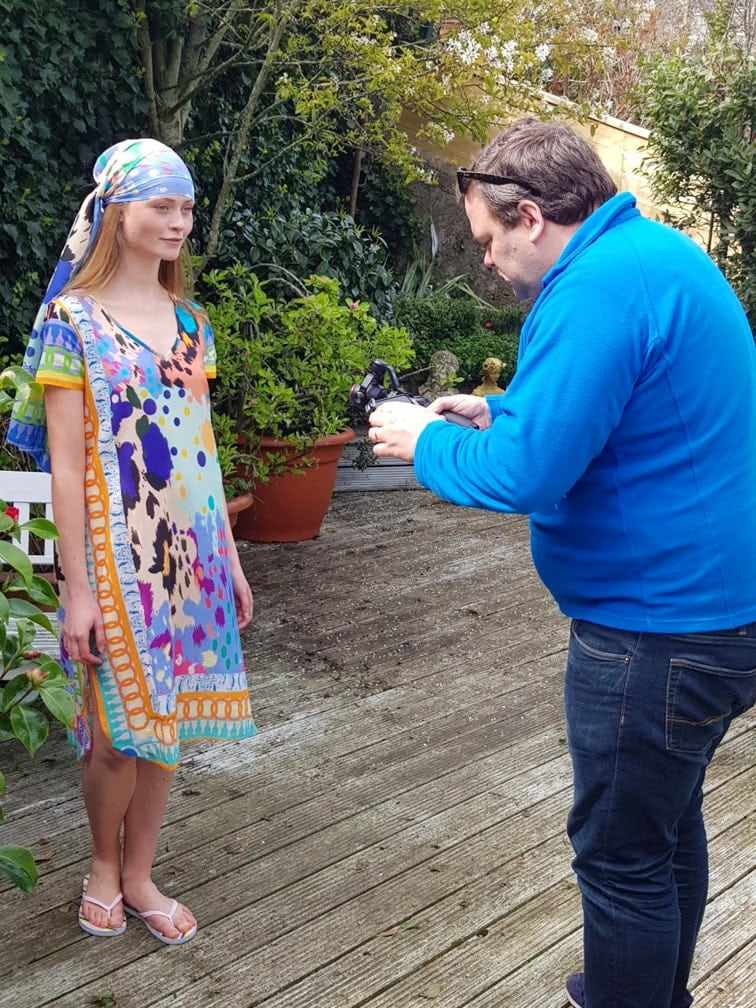 Xposé TV Susannagh Grogan Studio Visit with Nadine Reid Aisling Redden