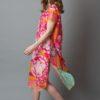Susannagh Grogan SS19 Carnival print tunic dress
