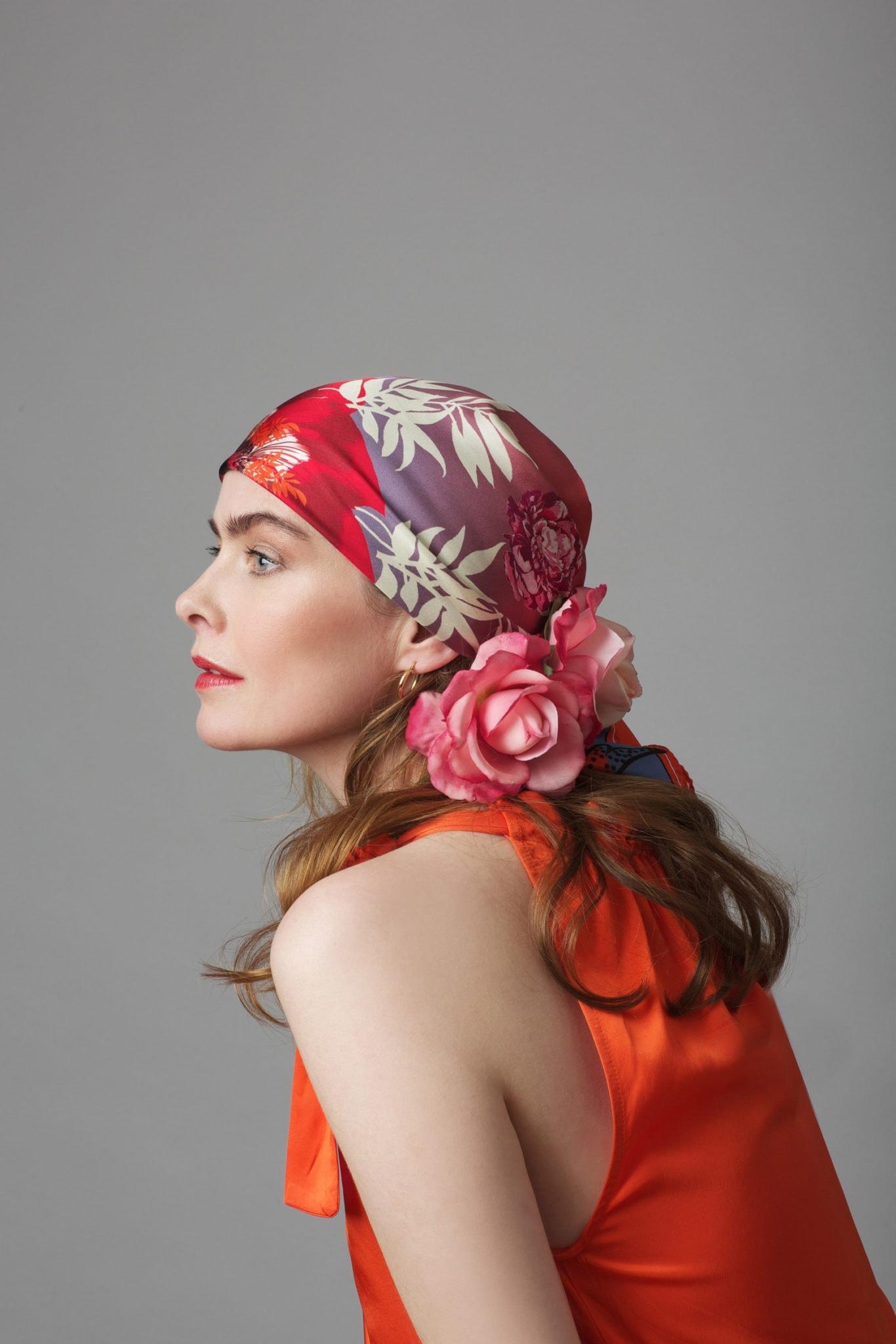 Susannagh Grogan Medium Silk Scarf